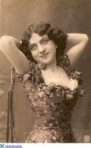La Belle Otero The Great Courtesan Of The Parisian Belle Epoque The Chic Flaneuse
