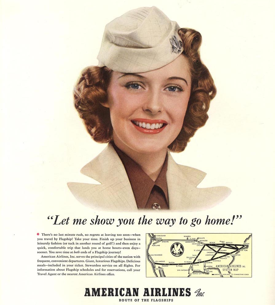 American-Airlines-September-1940-22Let-me-show-the-way-to-go-home thechicflaneuse