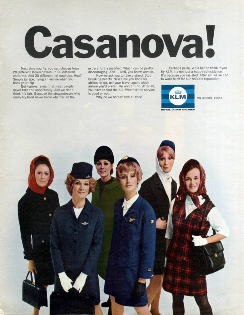 CIAO-Alitalia-June-1965-vintage stewardess ad thechicflaneuse