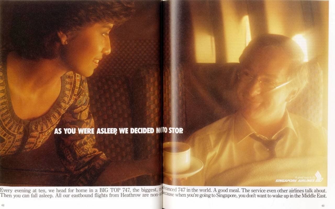 Singapore-Airlines-As-you-were-asleep-we-decided-not-to-stop-April-1986-UK-thechicflaneuse