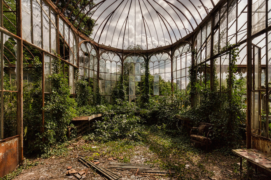 The Greenhouse Effect - James Kerwin-thechicflaneuse