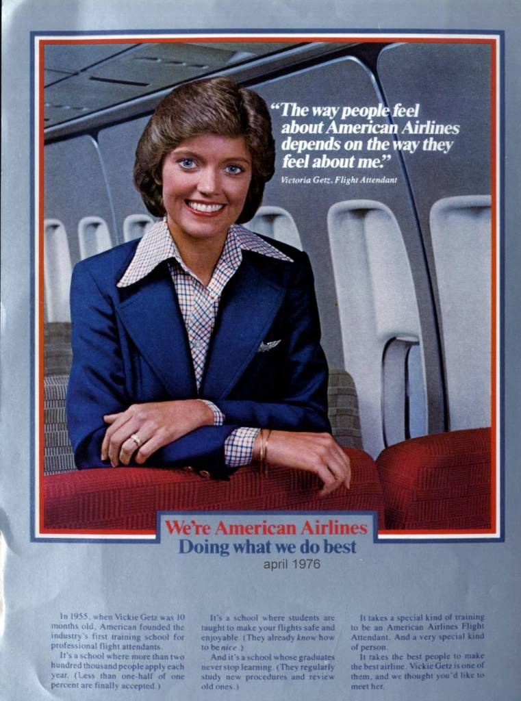 The-way-people-feel-about-American-Airliines-depends-on-the-way-they-feel-about-me-Victoria-Getz-April-1976-thechicflaneuse