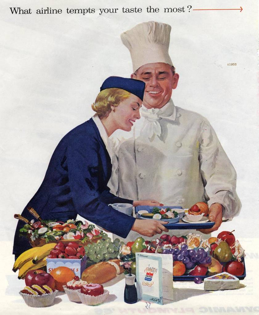 What-airline-tempts-your-taste-the-most-United-Airlines-1955-thechicflaneuse