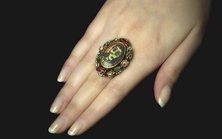 Palo Picasso ring for Dora Maar