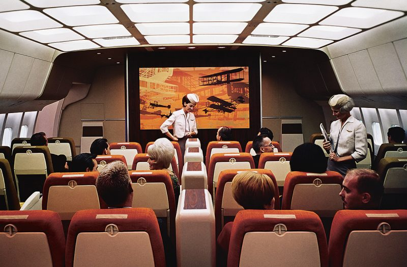 The-cabin-of-a-Lockheed-L-1011-TriStar-prototype-1968-Rolls-Press-Popperfoto-Getty-Images