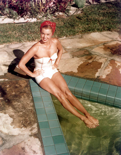 esther williams athlete and actress thechicflaneuse