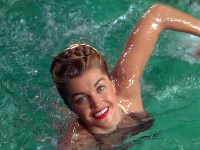 esther williams swimming thechicflaneuse