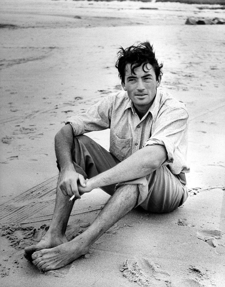 gregory peck-thechicflaneuse