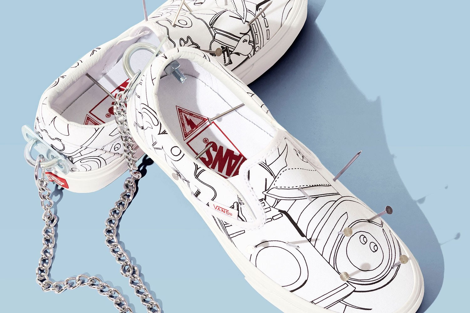 marc jacobs and vans slip on capsule collection - the chicflaneuse.com 10