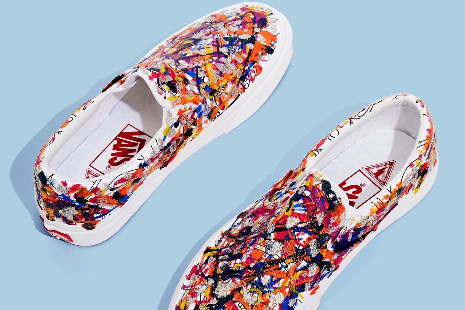 marc jacobs and vans slip on capsule collection - the chicflaneuse.com 11