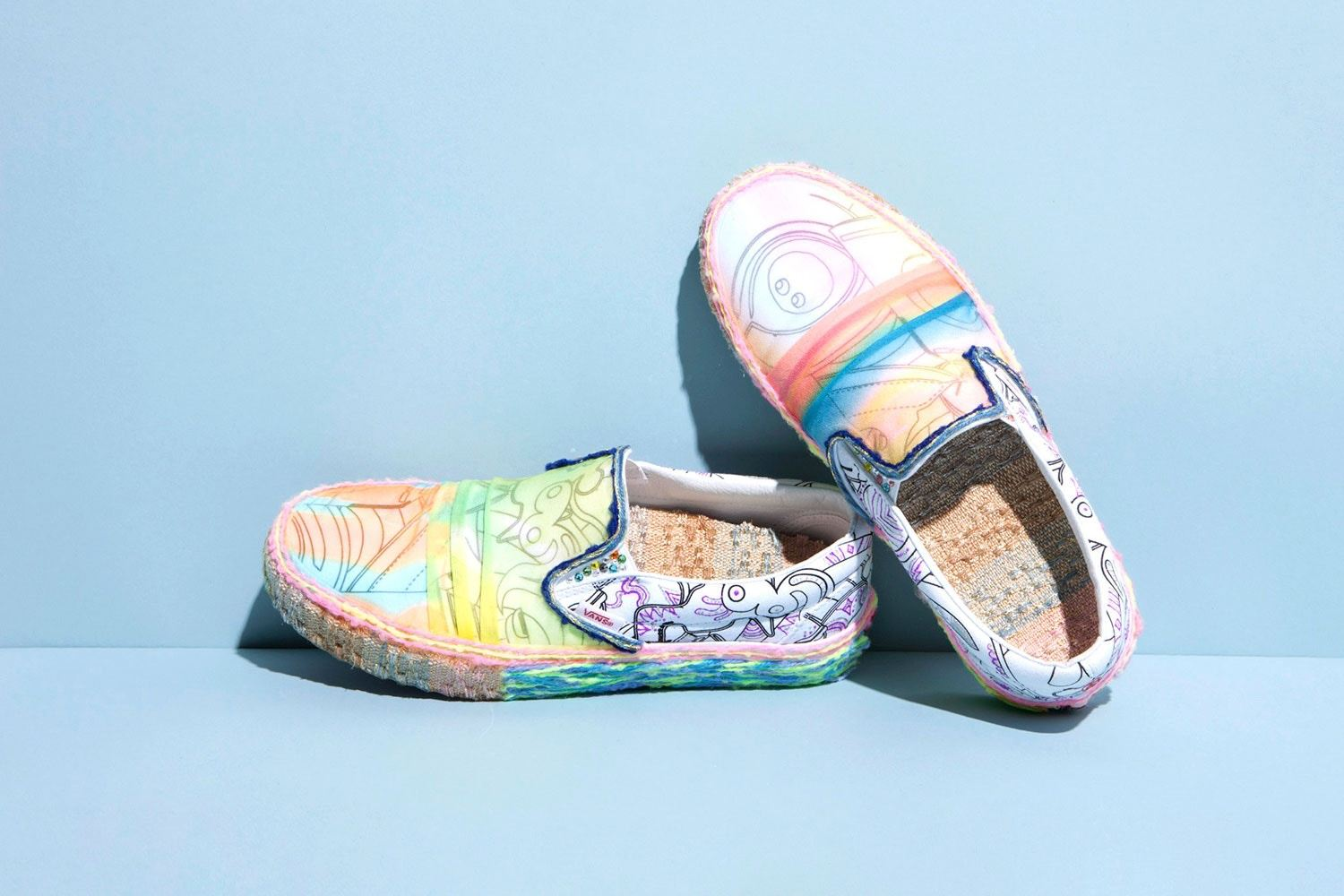 marc jacobs and vans slip on capsule collection - the chicflaneuse.com 12