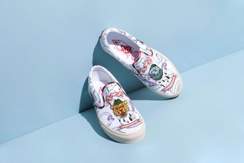 marc jacobs and vans slip on capsule collection - the chicflaneuse.com 14