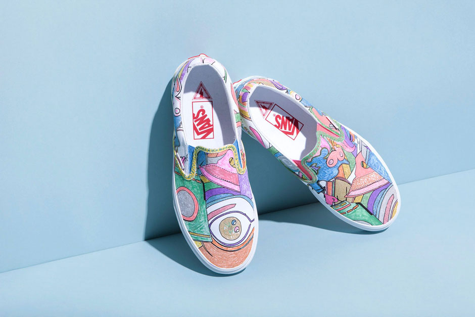 marc jacobs and vans slip on capsule collection - the chicflaneuse.com 16
