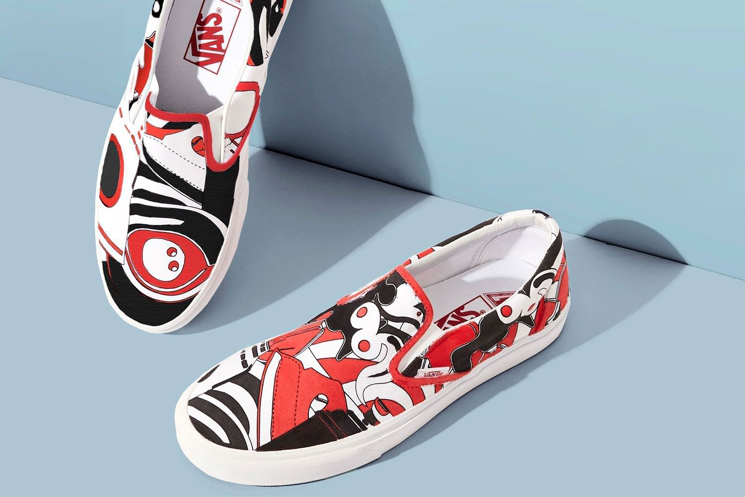 marc jacobs and vans slip on capsule collection - the chicflaneuse.com 8