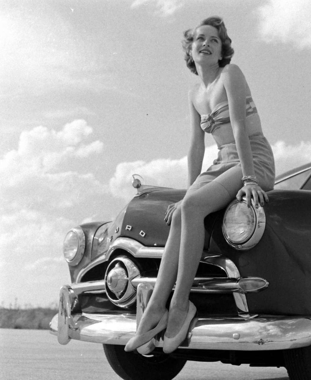 pin up look in the 50s the chicflaneuse