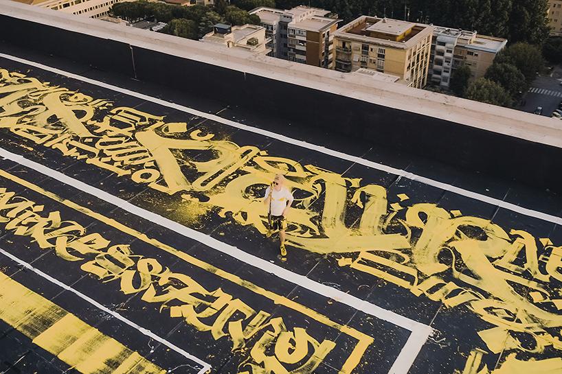 pokras-lampas-fendi-calligraphy-graffiti-rome-thechicflaneuse-detail 2