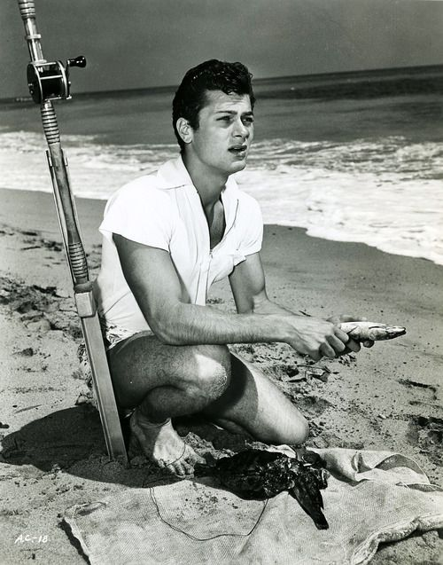 tony curtis - thechicflaneuse