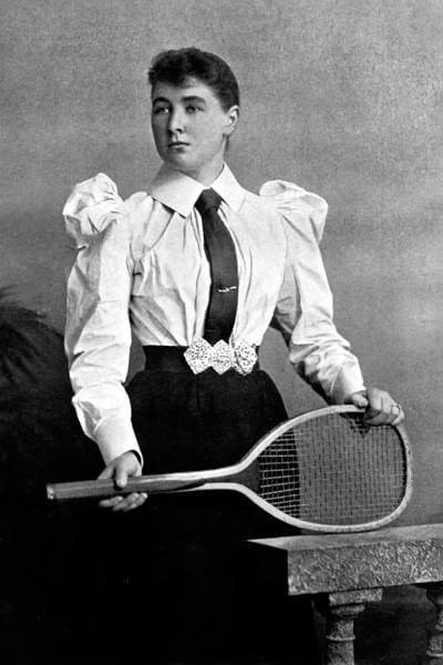 1896 Miss C.Cooper