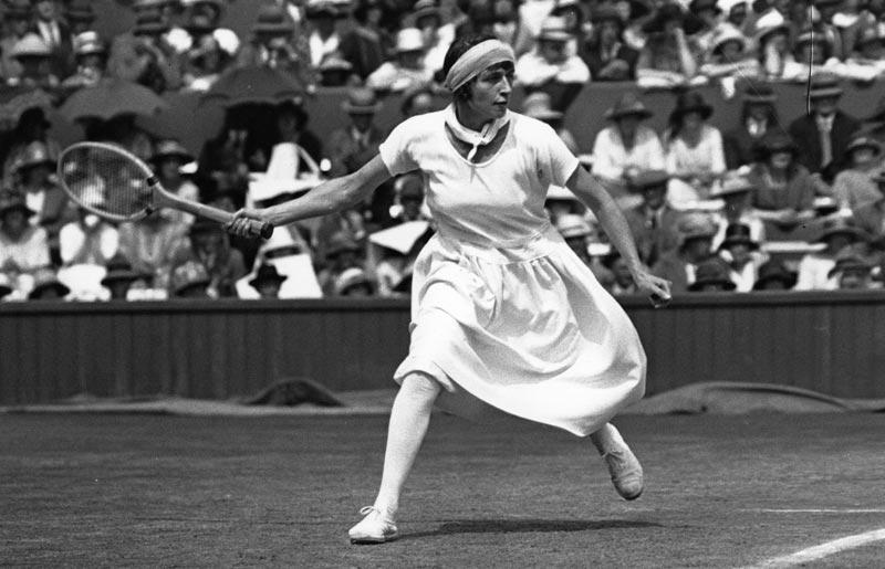 1923 Kathleen McKane