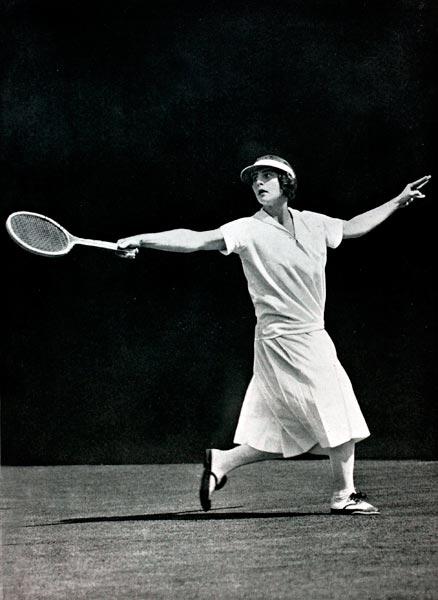1924 Helen Wills