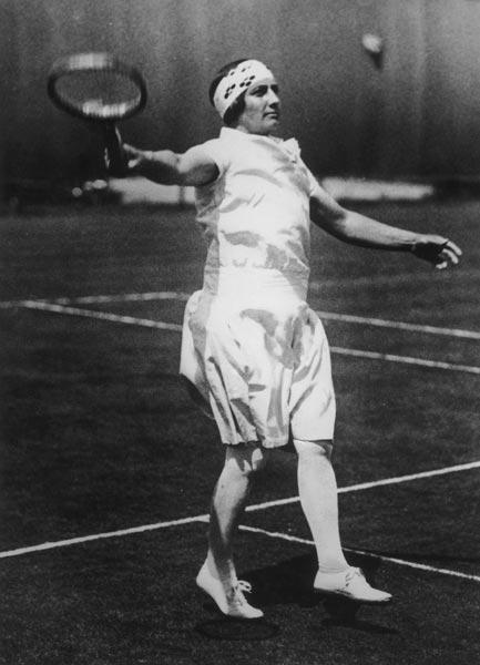 1925 Hazel Hotchkiss Wightman