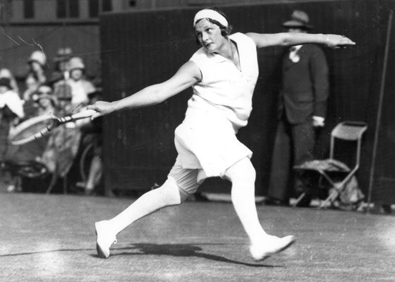 1929 Helen Jacobs