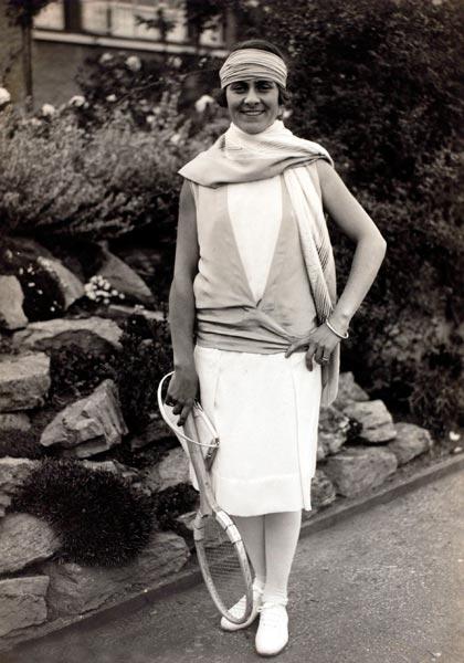 1930 Lili de Alvarez