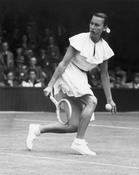 1949 Gertrude 'Gussie' Moran