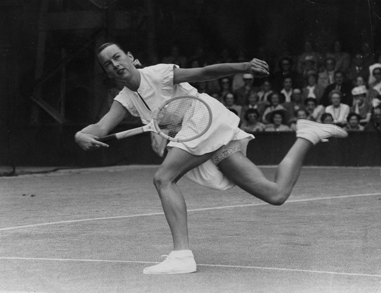 1949 Gertrude Moran