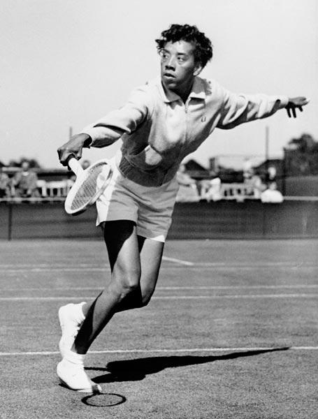 1950 Althea Gibson