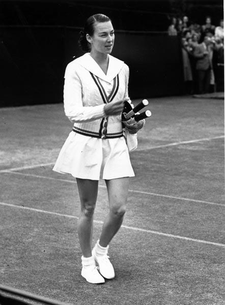 1950 Gertrude 'Gussie' Moran