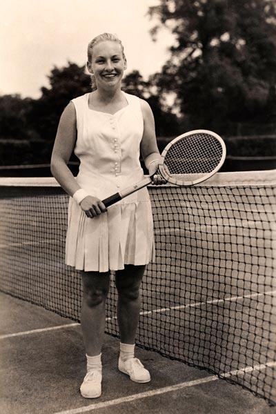 1957 Darlene Hard
