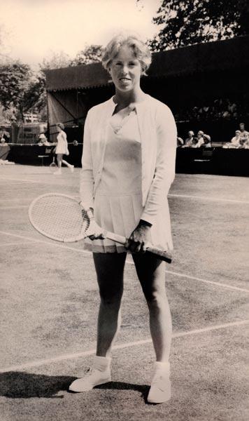 1969 Ann Jones