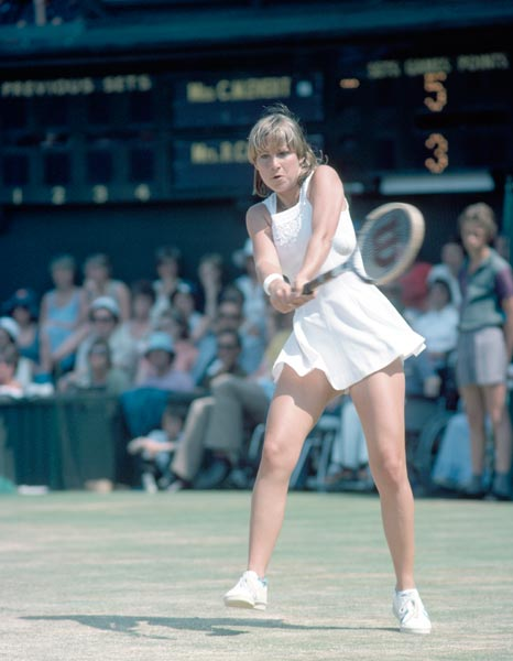 1976 Chris Evert