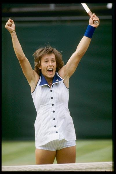 1978 Martina Navratilova
