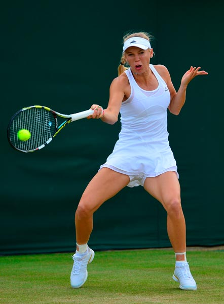 2014 Caroline Wozniacki
