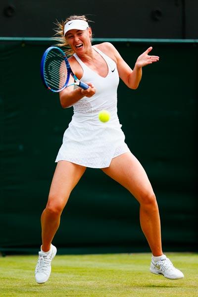 2015 Maria Sharapova