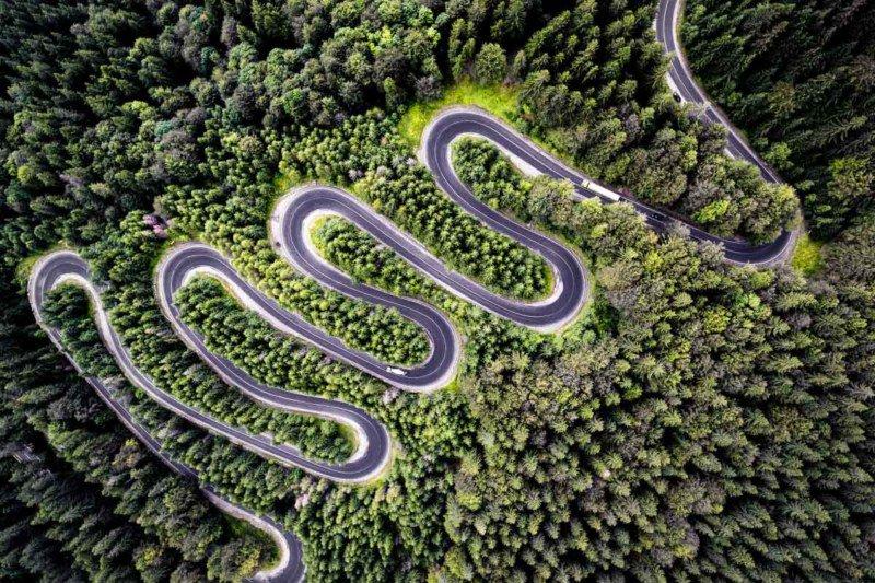Infinite Road Donestragram 2017