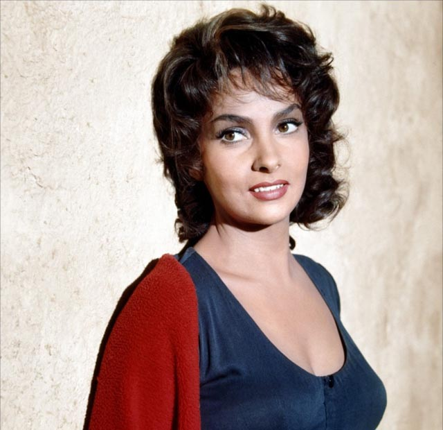 Gina Lollobrigida in the 1950s and early 1960s (1)