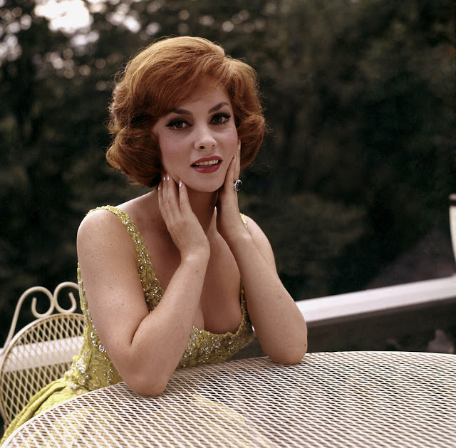 Actress Gina Lollobrigida. (Photo by Peter Stackpole//Time Life Pictures/Getty Images)