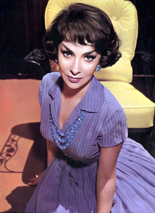 Gina Lollobrigida in the 1950s and early 1960s (18)