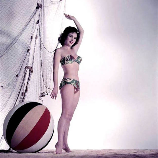 Gina Lollobrigida in the 1950s and early 1960s (2)