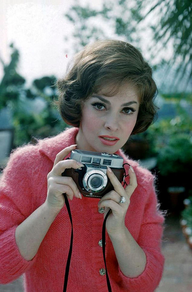 Gina Lollobrigida in the 1950s and early 1960s (20)