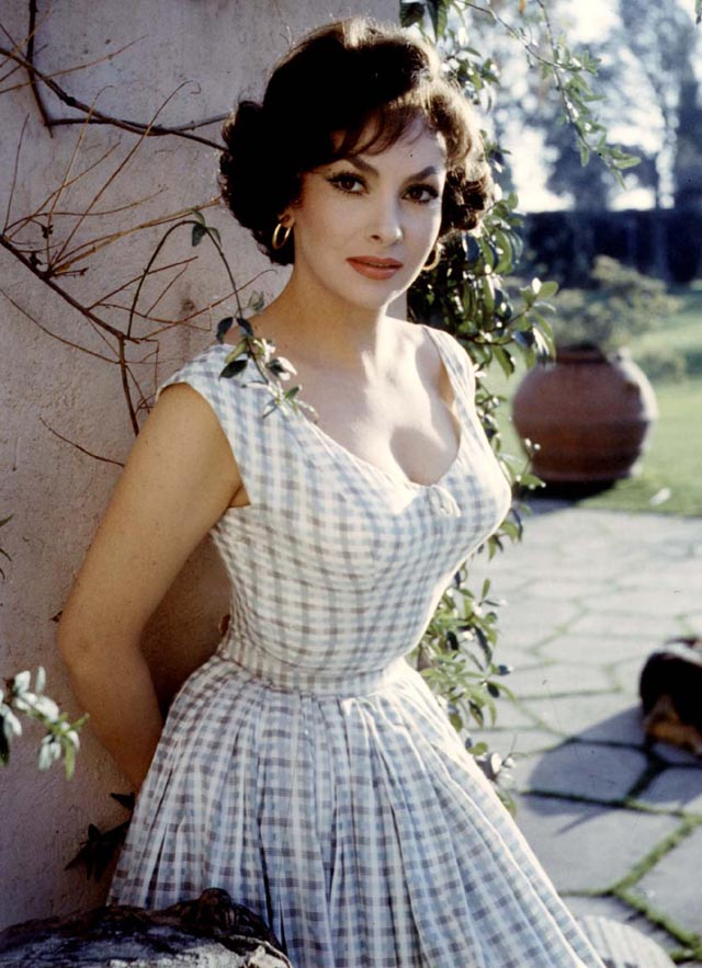 Gina Lollobrigida in the 1950s and early 1960s (4)