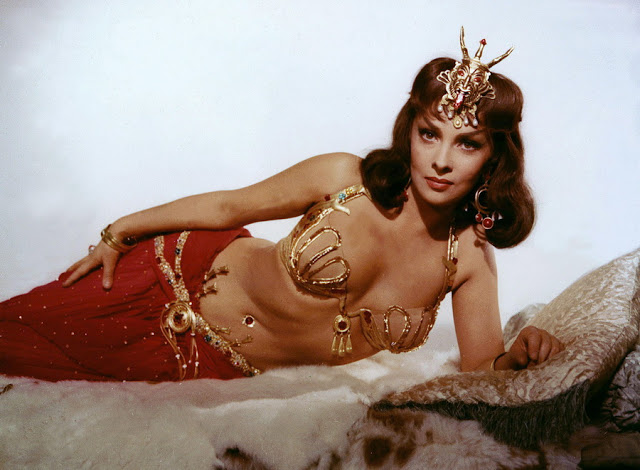 Gina Lollobrigida in the 1950s and early 1960s (6)