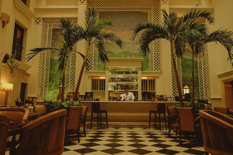 Hotel Saratoga in Havana, Cuba - accidental wes anderson - thechicflaneuse