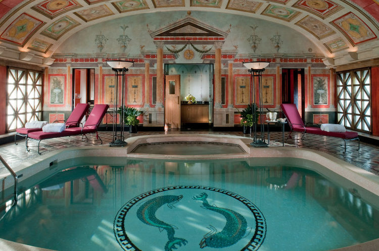 Hotel Principe di Savoia in Milan, Italy - accidental wes anderson - thechicflaneuse