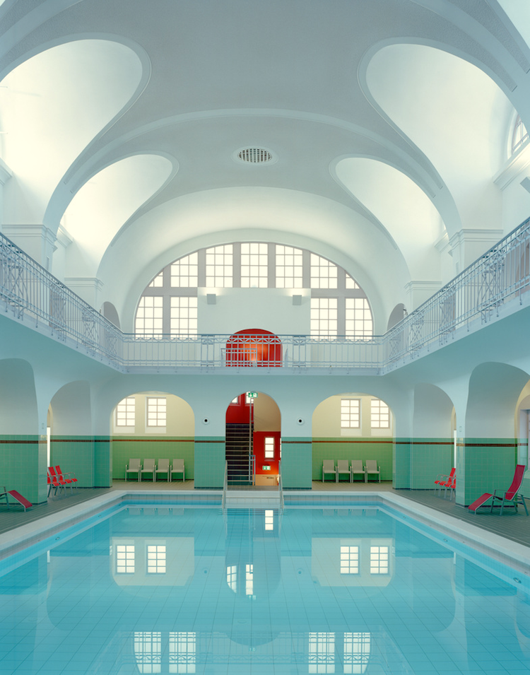 Stadt-Bad Gotha in Gotha, Germany - accidental wes anderson - thechicflaneuse