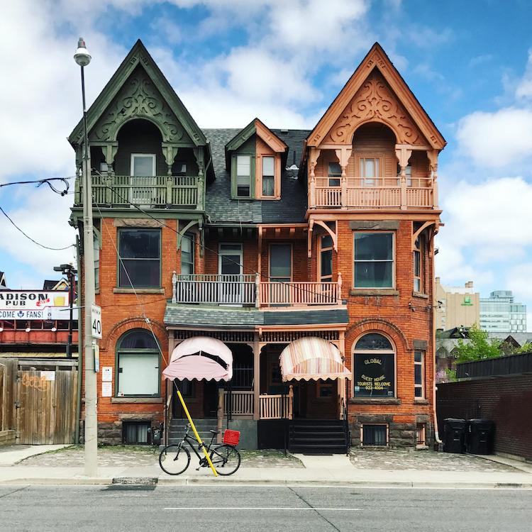 Spadina road, Toronto - accidental wes anderson - thechicflaneuse