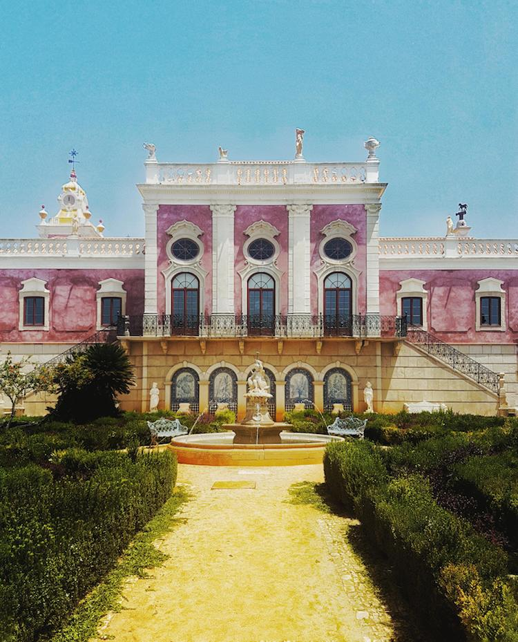 Estoi, Portugal - accidental wes anderson - thechiflaneuse
